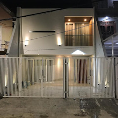 After Renovation Rumah Minimalis Oleh Equator.Architect Minimalis