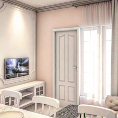 The Secret House Ruang Keluarga Klasik Oleh Lighthouse Architect Indonesia Klasik