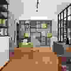 من Structura Architects صناعي النحاس / برونزية / نحاس