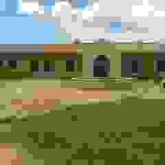 Vivienda en Barrio Los Robles, Carlos Keen Casas coloniales de Arq. Fernando Rodriguez & Asociados Colonial