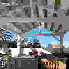 by NavarrOlivier Mediterranean لکڑی Wood effect