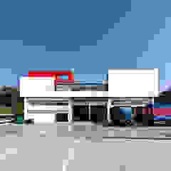 五崧倢運 Shuttle Corporate Headquarter 根據 何侯設計 Ho + Hou Studio Architects 現代風