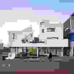 포항 카페주택 티움 (Tea-Um) by (주)건축사사무소 더함 / ThEPLus Architects 모던