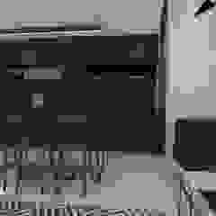Loft Apartment by Lijn Ontwerp Minimalist MDF