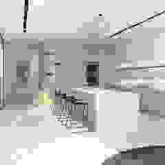 Kitchen Design, Cape Town by Lijn Ontwerp Scandinavian Stone