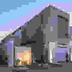 Modern Houses by HADVD Arquitectos Modern