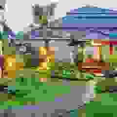 Tukang Taman Taman Tropis Oleh Tukang Taman Surabaya - Tianggadha-art Tropis Batu