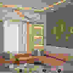 Private apartment من Amjad Alseaidan كلاسيكي معدن