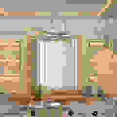 Private apartment من Amjad Alseaidan كلاسيكي رخام