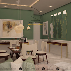 Private apartment من Amjad Alseaidan كلاسيكي ذهب/فضة