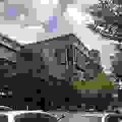 ติดตั้งแผงบังแดดอลูมิเนียม โรงแรมรามาการ์เดนส์ โดย plan mission project โมเดิร์น