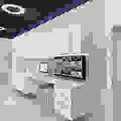 BELLADENT   Klinika stomatologiczna od ARTDESIGN architektura wnętrz Nowoczesny