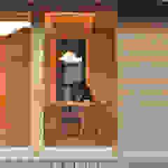 岐阜の石場建て の 水野設計室 和風