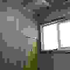 경주 안계리 주택 [행복이 가득한 집] 지중해스타일 미디어 룸 by 나무집협동조합 지중해