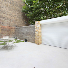 by Design and Build London Renovation Modern Concrete