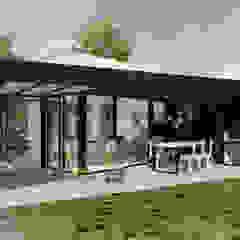 by VP Arquitectura Modern Iron/Steel