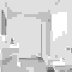 Marvic Projectos e Contrução Civil Modern bathroom