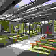 Locais de eventos campestres por Estúdio Kza Arquitetura e Interiores Campestre