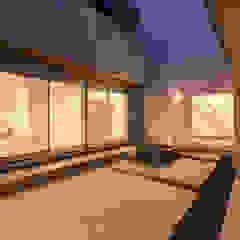 O.M.T. house モダンな 壁&床 の Kei設計室 モダン