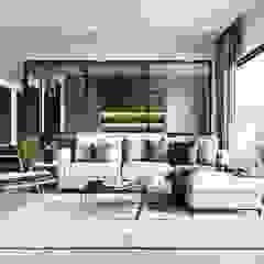 Thiết kế nội thất căn hộ Sunrise Cityview - Phong cách hiện đại sang trọng bởi ICON INTERIOR Hiện đại