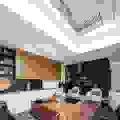 Grupo Loop Construcción Modern Living Room