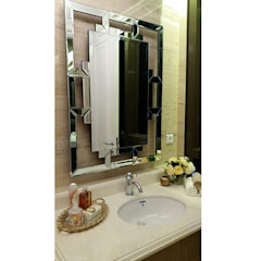PT Graha Vilato Kreasindo BathroomMirrors Glass
