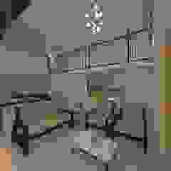 Giovanna Solano - DLuxy Muebles Design Classic style media room Wood Beige