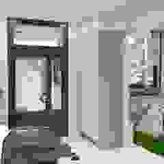 Hospitais eclécticos por Студия авторского дизайна ASHE Home Eclético