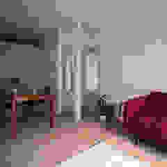 notogawa house renovation 地中海デザインの リビング の ALTS DESIGN OFFICE 地中海