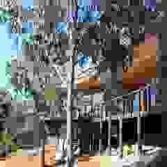 من Kimche Arquitectos بحر أبيض متوسط خشب Wood effect