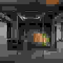神戸北の平屋/ House in Kobe North モダンな スパ の 藤原・室 建築設計事務所 モダン