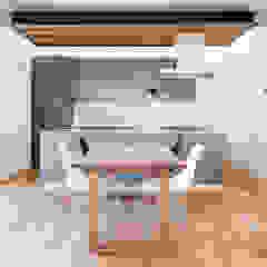 一級建築士事務所 Atelier Casa Eclectic style kitchen
