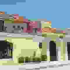 Oleh SG Huerta Arquitecto Cancun Kolonial Batu Kapur