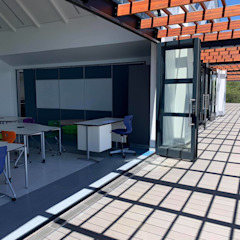 The Ridge School by Inovar Modern Wood-Plastic Composite