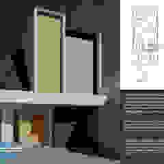 rumah tinggal nordik minimalis Oleh Agatha Design Minimalis Keramik