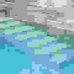 Ontwerp wellnesstuin Kaatsheuvel Minimalistische zwembaden van Studio REDD exclusieve tuinen Minimalistisch