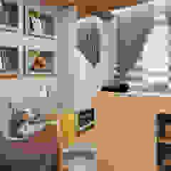 Decoração para quarto de bebê temático em Natal por Espaço Arquitetural | Arquitetos em Natal Moderno MDF