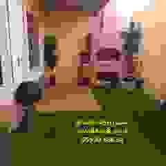 من شركة تنسيق حدائق عشب صناعي عشب جداري 0553268634 صناعي