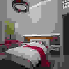 Hotel Boutique Centro Histórico Dormitorios de estilo rústico de Armo Dezain Rústico