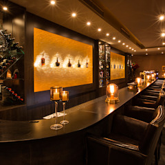 Colonial style bars & clubs by Jensen Raumkonzept & Design Colonial
