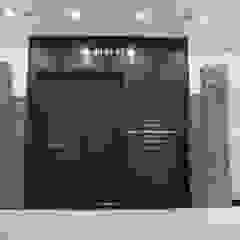 오펠리스 웨딩홀 (솔베이지 홀) 클래식스타일 서재 / 사무실 by 바른디자인 - barundesign 클래식 벽돌