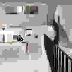 Cool Cube - Rotterdam van jvantspijker & partners Minimalistisch Beton