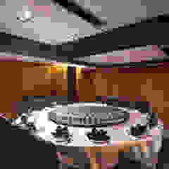 簡單~而不簡單的帶你吃個飯~桃園福宴會館 根據 伊歐室內裝修設計有限公司 現代風