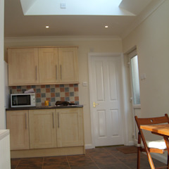 Internal Space Arc 3 Architects & Chartered Surveyors Modern style kitchen
