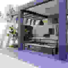 Gourmet E.R. por Nova Arquitetura e Interiores Moderno