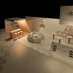 根據 AR Studio Architects 地中海風