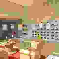Lojas & Imóveis comerciais escandinavos por AR Studio Architects Escandinavo