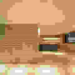 구기동 3대가 사는 집 모던스타일 와인 저장고 by 서가 건축사사무소 모던 벽돌