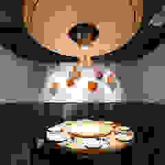 饗泰多 泰式風格餐廳桃園店 根據 伊歐室內裝修設計有限公司 現代風