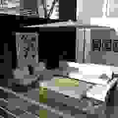 Vivienda Wan Balcones y terrazas modernos de ROQA.7 ARQUITECTURA Y PAISAJE Moderno